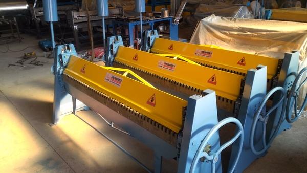 Tdf Folding Machine For Hvac Duct